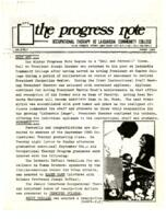 The Progress Note 1980 Winter