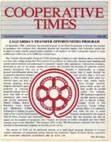 Cooperative Times, 1988 Winter