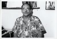 Leonard Vogt of the English Department