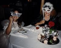 Graduation Cruise Masked Ball - September 1992