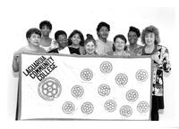 LaGuardia Community College Faculty and Staff - Quilt Makers