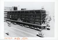 Original M Building in the 1970s