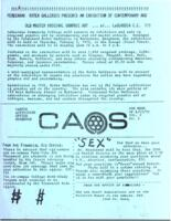 Campus Activites Office Schedule January 17, 1972